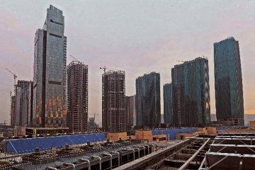 32家上市房企前两月销售额超7000亿 同比增五成