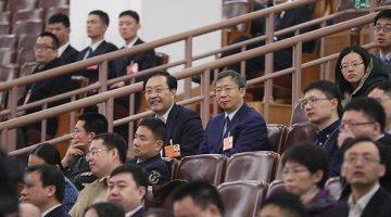 易纲被提名为中国人民银行行长