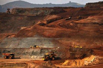 中国铁矿石价格或将进入熊市