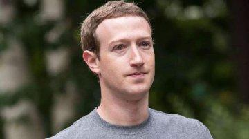 """脸书深陷""""数据门"""" 扎克伯格首度回应"""