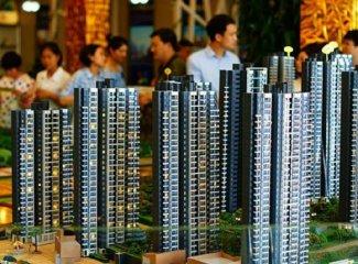 3月一線城市樓市成交環比增幅超1倍