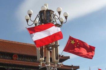 """專訪奧地利總理:中國與奧地利在""""一帶一路""""框架下合作潛力巨大"""