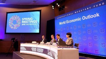 IMF:贸易冲突成全球增长首要风险