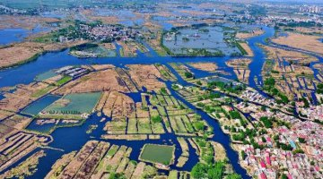 中共中央國務院批復同意《河北雄安新區規劃綱要》