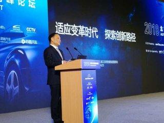 李書福:內燃機到電動機是汽車業必經之路