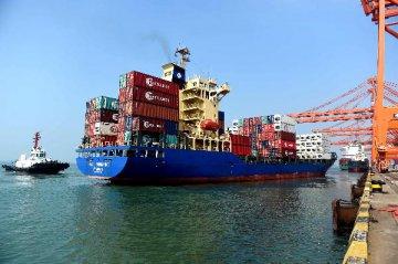 今年前4個月我國外貿進出口增長8.9%