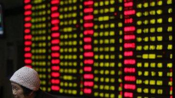 大金融板塊走勢低迷 滬指失守5日均線