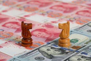 中國4月銀行結售匯順差106億美元