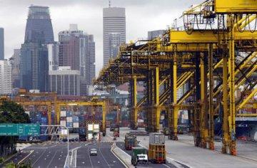 前4月我國服務進出口總額16653.5億元 同比增長11.9%