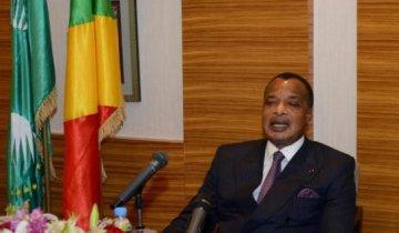 剛中合作互利互惠 非中合作前景廣闊 訪剛果(布)總統薩蘇