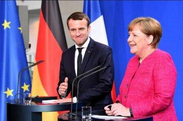 """""""德法發動機""""就歐盟改革及難民問題達成一致"""