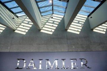 戴姆勒發佈盈利預警 擔心中美貿易戰