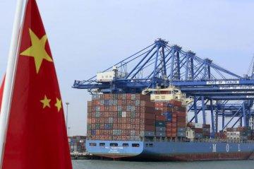 上半年我國對美貨物貿易出口增速下降近14個百分點