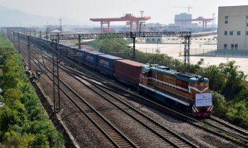 鐵路啟動三年貨運增量行動
