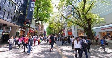 統計局:1-6月社會消費品零售總額同比增長9.4%