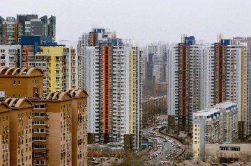 中國房地產商舉債買地後果可能很嚴重