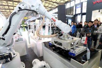 近五年我国机器人产业规模年增长近30% 产业进入爆发期