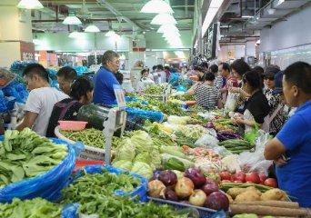 8月食品價格上漲較快 未來數月CPI仍溫和可控