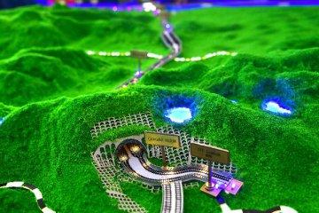 馬來西亞東海岸鐵路專案開工 致力成為示範工程