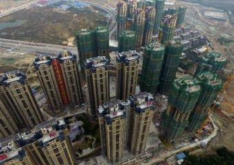 1-8月份国房地产开发投资额同比增长10.1%