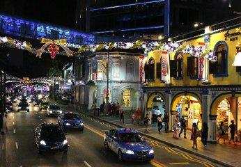 """新加坡:聯接沿線國家 全力支持""""一帶一路"""""""