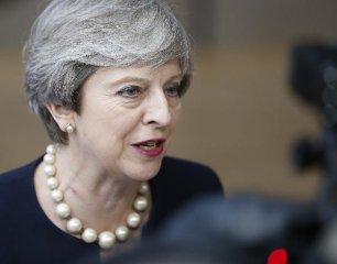 """歐盟領導人峰會聚焦英國""""脫歐""""方案"""