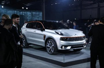 吉利衝刺新能源 未來三年上市30款新能源車