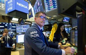 美股连续回落 标普指数连跌6个交易日