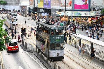 """香港可在""""一帶一路""""基建融資中扮演重要角色"""