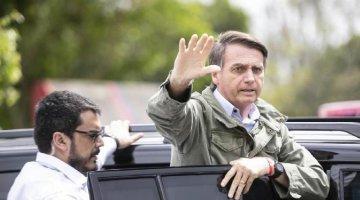 雅伊尔·博索纳罗当选新一届巴西总统