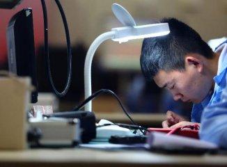 美國限制中國晶片製造商購買美國零部件