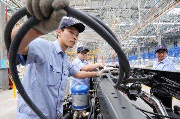10月财新中国制造业PMI为50.1 环比微升0.1个百分点