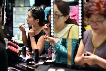 歐萊雅CEO:中國對高端化妝品有著巨大的市場需求