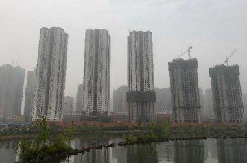 近六成城市住宅成交面積10月環比下降