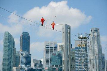 財經觀察:新加坡營造未來良好營商環境