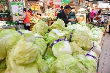 統計局:10月份居民消費價格同比上漲2.5%