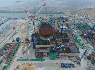 专家:中国和印度将引领全球核电增长