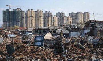 中国房地产开发商明年有550亿美元的人民币在岸债务到期