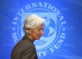 IMF总裁拉加德:应当考虑发行数字货币的可能性