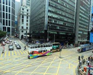 香港樓市跌勢已現