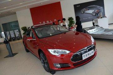 特斯拉:中國市場Model S、Model X電動車價格下調12%-26%