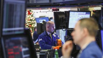 紐約股市三大股指7日下跌