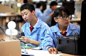 美国已经铐住了华为,而中国已经锁住了美国的工业链