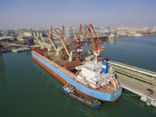 彭博:中国即将恢复进口美国大豆