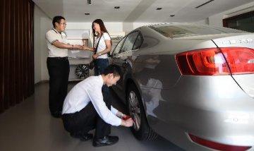 中汽协预计全年汽车销量下降3%
