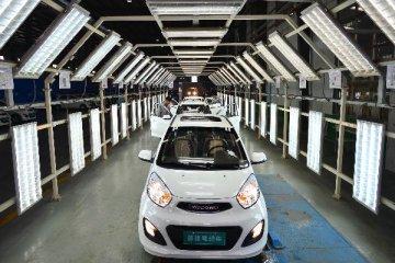 11月新能源汽车销量同比增长37.6%
