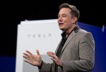馬斯克稱特拉斯明年或推出電動皮卡原型車