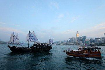 """首届香港国际旅游论坛探讨""""一带一路""""及大湾区旅游新机遇"""