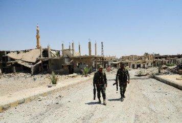 叙利亚战后重建及市场探析
