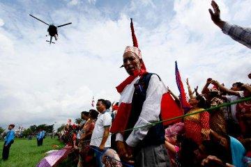 中企承建的尼泊尔上博迪克西水电修复项目提早实现导截流工作